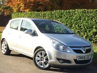 Vauxhall Corsa 1.2 i 2009 16v Design 5dr (a/c) **GENUNE LOW MILES + HPI CLEAR!**