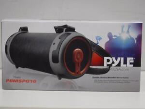 Pyle Wireless Boombox Stereo System. PBMSPG16. We buy and sell stereos.116344 *