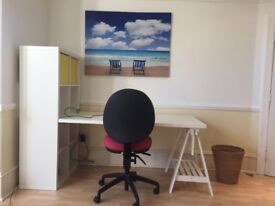 Co-working Desk Spaces and Private Offices Available