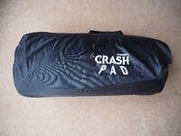 PEARL Crash Pad Drum Rug and Carrybag