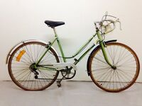 Beautiful Puch road bike.. retains all original parts, fully service d