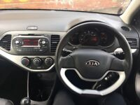 KIA PICANTO NEW SHAPE BLACK ZERO TAX