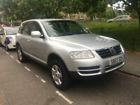 2003 VOLKSWAGEN TOUAREG 2.5 TDI 4x4 RARE 6 SPEED MANUAL, DIESEL