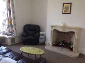 Tidy, spacious ONE BED FLAT in central Carlisle