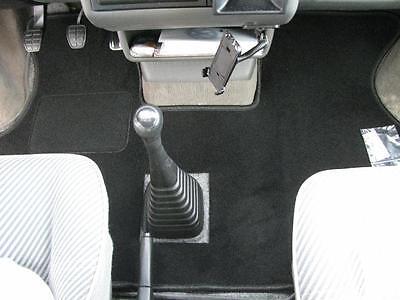 Fußmatte für VW T4 Fahrer-/ und Beifahrerseite von 02/90 bis 2003 Fußmatten online kaufen