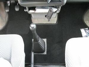 Fußmatte für VW T4 Fahrer-/ und Beifahrerseite von 02/90 bis 2003 Fußmatten