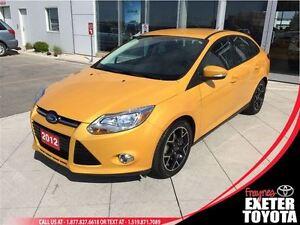 2012 Ford Focus SE FOCUS