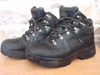 Peter Storm Leather Boots Size 6