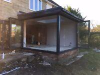 Experienced window and door installer required for bifold door and orangrie work building skills