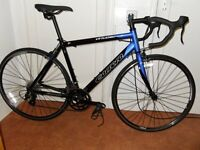 carrera virtuoso road bike £120
