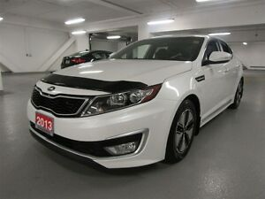 2013 Kia Optima Hybrid No Accident,R-View Cam