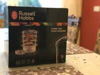 Russel Hobbs Food Steamer - New