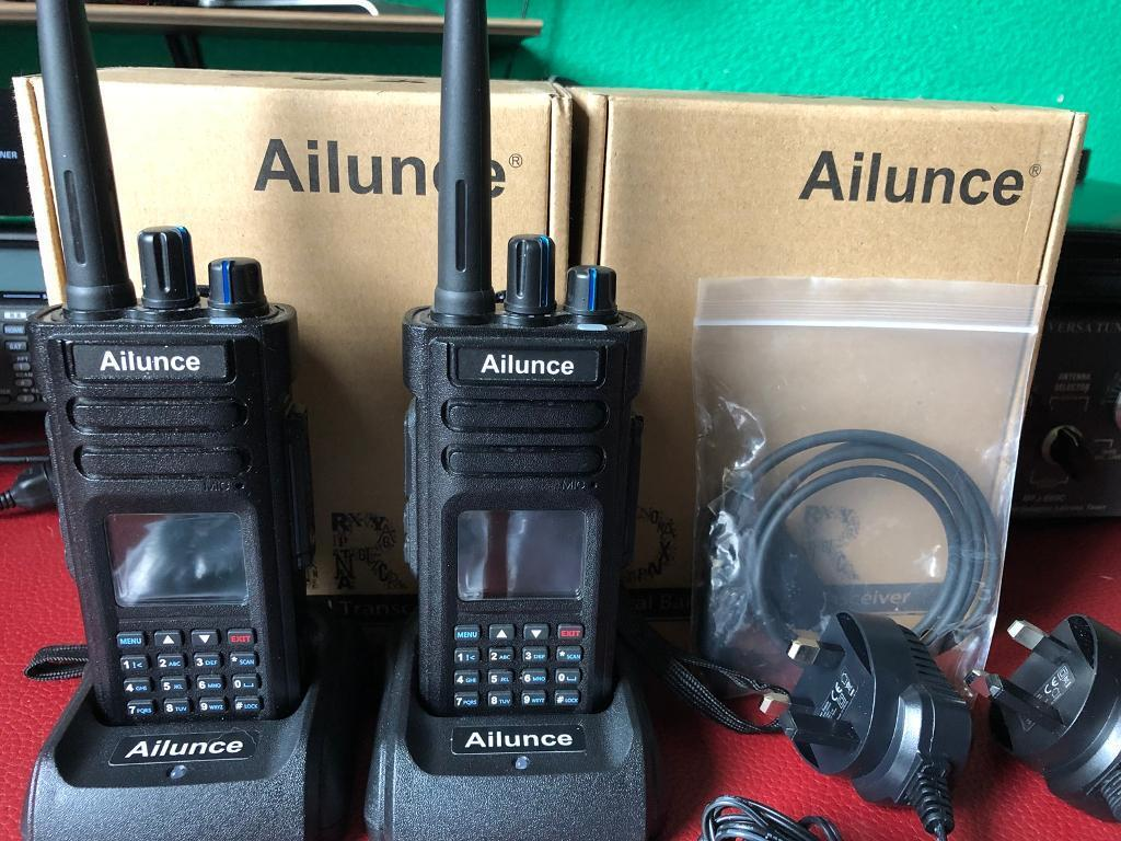 DMR RADIOS AILUNCE HD1 | in Linlithgow, West Lothian | Gumtree