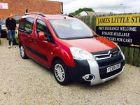 Citreon berlingo multispace xtr 1.6 diesel 59 Reg low mileage immaculate finance available