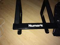 Numark DJ Mixer/Laptop stand.