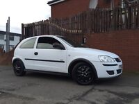 Vauxhall Corsa Automatic 1 Litre Petrol ! Full Years Mot ! Low Miles Cheap Automatic Car !!!