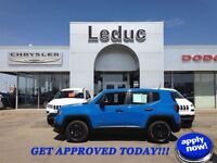 2015 JEEP RENEGADE SPORT - ALL NEW RENEGADE and YOU'RE APPROVED!