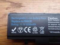 Laptop Battery AA-PB9NC6B - For Samsung Laptops