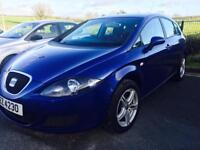 Seat Leon 1.6 essence may px swap why 1650