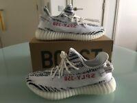 Adidas Yeezy Boost Zebra 350 V2 10 UK