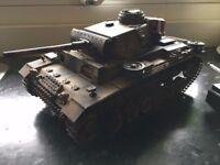 Pz.Kpfw. III Ausf. J RC TANK