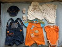 Mini mode Baby clothes bundle (Newborn) and Early Baby clothes bundle (F&F)