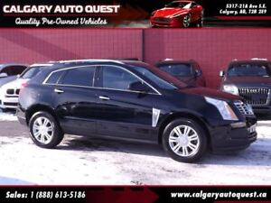 2016 Cadillac SRX Luxury Collection AWD/B.CAM/LEATHER/ROOF