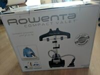 Rowenta Compact Valet Steam Cleaner
