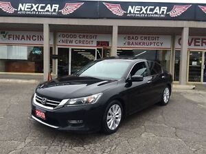 2013 Honda Accord EX-L AUT0 LEATHER SUNROOF ONLY 98K