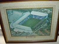 Birmingham City football club Ariel view picture.