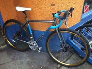*LAST ONE* 49cm MASI CX COMP Road/CX bike. WAS $1,339, NOW ONLY $935