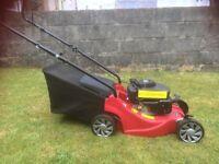 New Mountfield Petrol Lawnmower