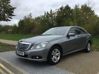 2009 E220 2.2 CDI BLUEEF-CY AUTOMATIC 53K MILES F'M'B'S'H IMMACULATE WARRANTY PART EXCHANGE WELCOME