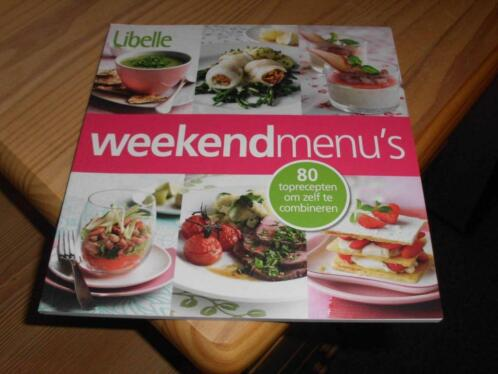 "Libelle - Weekend menu's - ""sanoma"""