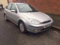 Ford Focus 1.6 Ghia 2003 12 Months Mot 5 Door ***Fantastic Condition***