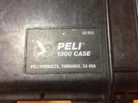 Peli 1300 hard case