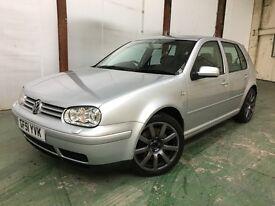 Volkswagen vw golf mk4 2.8 v6 4motion HIGH SPEC not vr6 r32