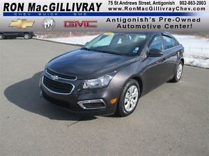 2016 Chevrolet Cruze LT.. Summer and Winters on Rims, Auto, Turb