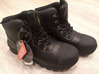 Brand New Rock Fall Steel Toe Cap safety boots size 10 (44)