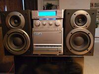 Panasonic SC-PM20 - mini system