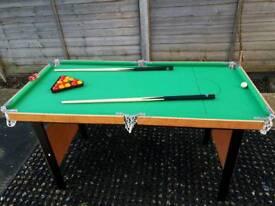 Kids Pool table