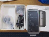 HTC One M8 - 16GB - Grey (Unlocked) Smartphone