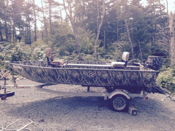 Used 2007 G3 Boats Outfitter V143