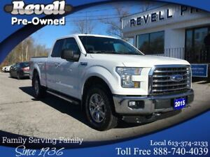 2015 Ford F-150 XTR 4WD  *1-owner, 5.0L