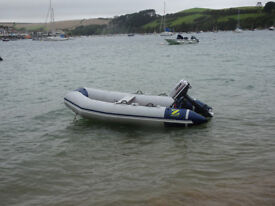 Zodiac RIB/Tender 3.1M with 5HP outboard