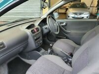 Vauxhall Corsa 1.0 petrol 60k 12mot Icars L7 0LD