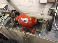 Sealey bench grinder + polisher