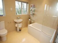 Double room to rent in a spacious, warm, modern house in Stranmillis