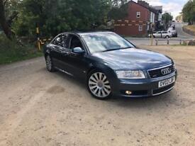 Audi A8 4.2 petrol auto Quattro