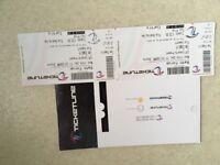 2 Tickets Tom Chaplin Tonight